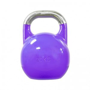 Purple Color Competition Kettlebells