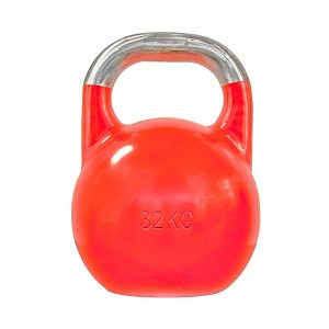 Red Competition Kettlebells