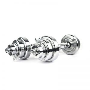 Stainless Steel Adjustable Dumbbell