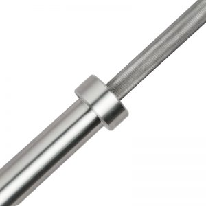 stainless steel olympic barbell