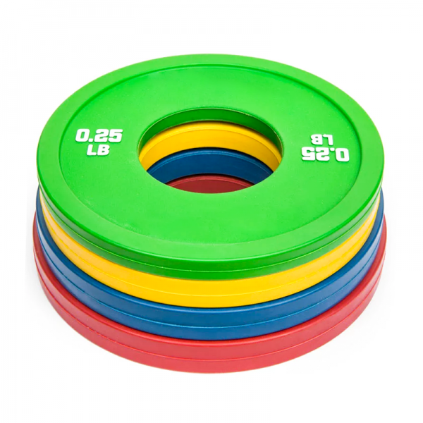 Rubber Fractional Plates