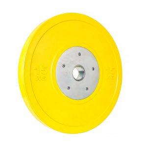 rubber bumper plates