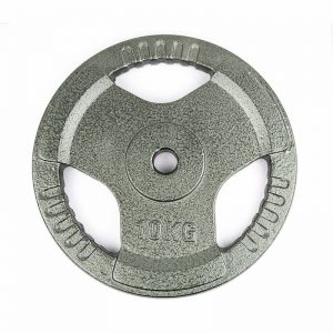 standard cast iron weight plates