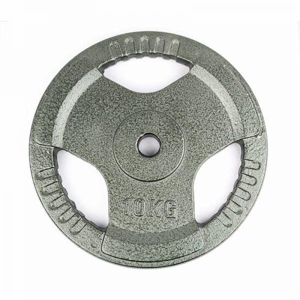 standard cast iron weight plates