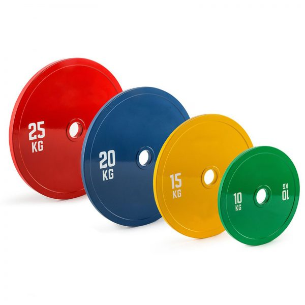 Calibrated Olympic Weight Plates