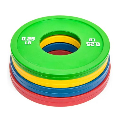 Olympic Rubber Fractional Plates