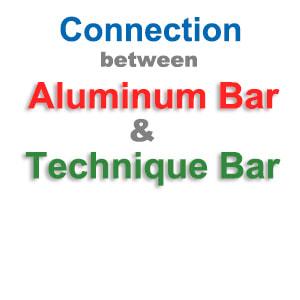Aluminum Olympic Bar