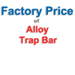 Trap Bar Factory Price