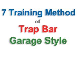 trap bar training