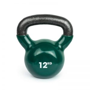 vinyl coated kettlebells
