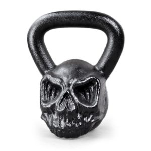 demon face kettlebell