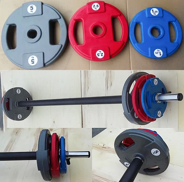 Body Pump Barbell set