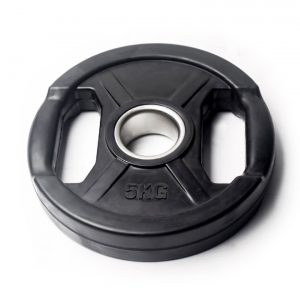 Rubber Grip Olympic Plate