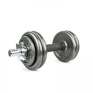 Spin lock Dumbbells