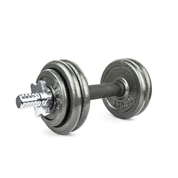 Spin lock Dumbbells