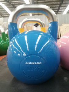 competition style kettlebell